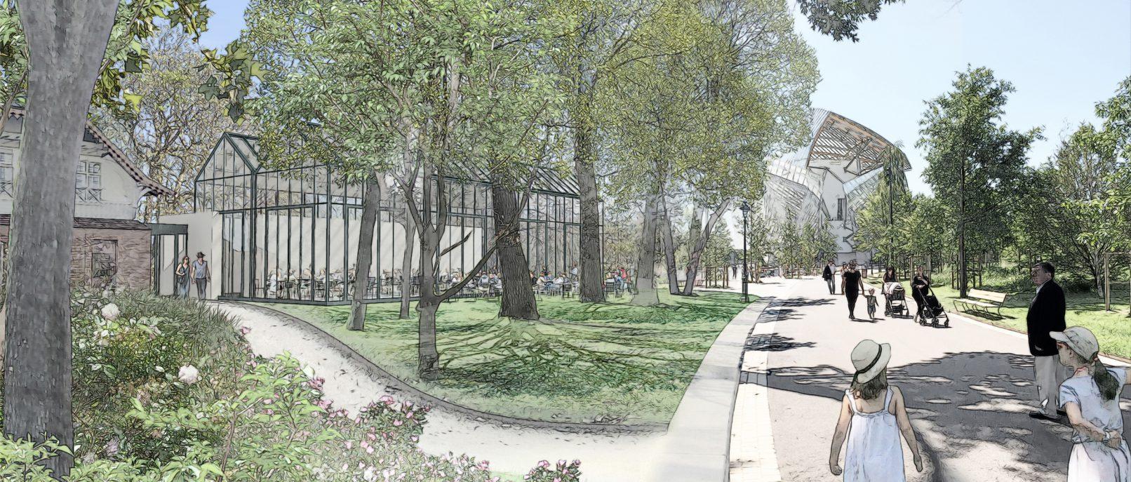 Projet de r novation au jardin d 39 acclimatation paris - Ateliers jardin d acclimatation ...